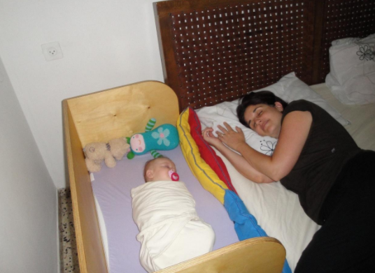 רשימת קניות לתינוק: בחירת עריסה לתינוק