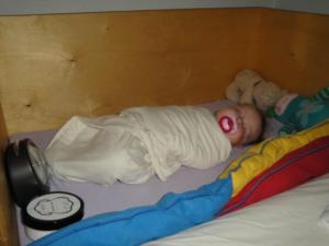 רשימת קניות לתינוק: שמיכת עיטוף